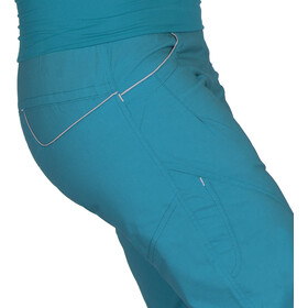 Ocun Noya Pants Women enamel blue